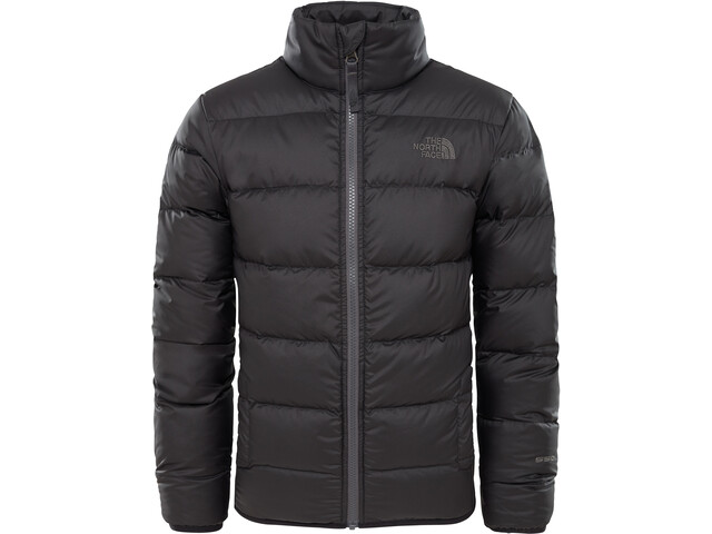 a0bfb0ea3 The North Face Andes Veste Garçon, tnf black/graphite grey